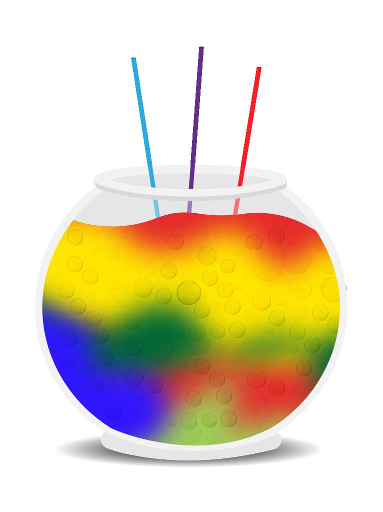 Premium Drink Frozen Bowl